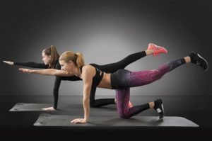 Fitness tut der gesundheit gut